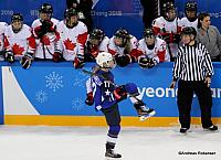 Women's Gold Medal Game CAN - USA