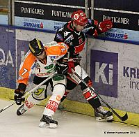 Moser Medical Graz 99ers vs. HC TWK Innsbruck 03.10.2014