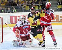 EBEL Final Game 1: Vienna Capitals - KAC