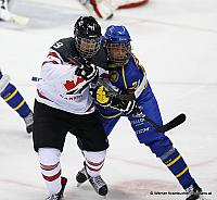 Semifinal SWE - CAN