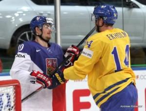 IIHF World Championship 2014  Mattias Ekholm #14