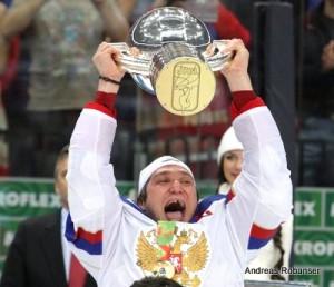 IIHF World Championship 2014  Alexander Ovechkin #8