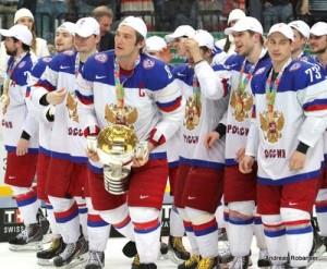 IIHF World Championship 2014  Alexander Ovechkin #8,