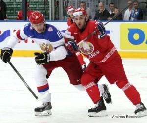 IIHF World Championship 2014  Yevgeni Malkin , Artyom Volkov #73