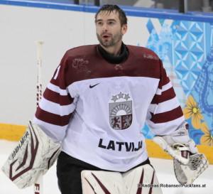 Edgars Masalskis - Sochi 2014 Olympic Games 2014 ⒸAndreas Robanser/Puckfans.at