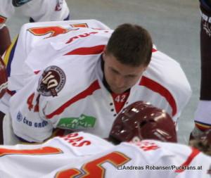 Tomas Pöpperle - HC Sparta Praha ⒸAndreas Robanser/Puckfans.at