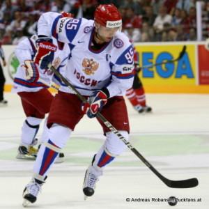 Alexei Morozov  IIHF World Championship 2011 © Andreas Robanser/Puckfans.at
