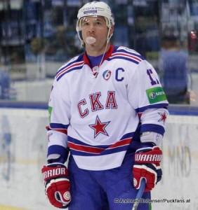 Ilya Kovalchuk - SKA St. Petersburg 2013/14 © Andreas Robanser/Puckfans.at