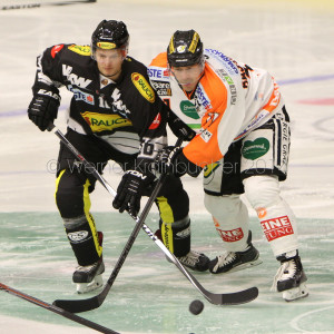 Andrew BOMBACH (Dornbirn) & Anders BASTIANSEN (Graz 99ers)