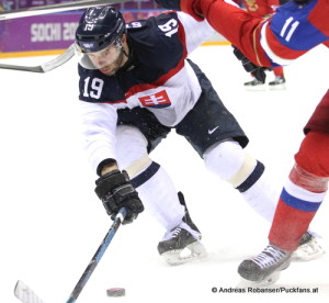 Tomas Starosta (SVK) - 2014 Sochi © Andreas Robanser/Puckfans.at