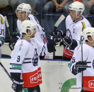 Bill Thomas #9 Medvescak Zagreb © Andreas Robanser/Puckfans.at