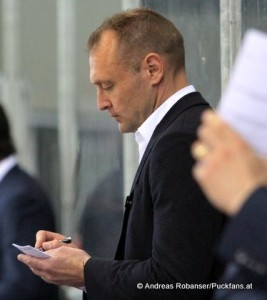 Head Coach Team Austria  Dan Ratushny © Andreas Robanser/Puckfans.at