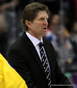 Mike Babcock © Andreas Robanser/Puckfans.at