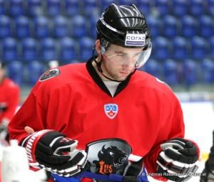 Stepan Novotny KHL Lev Poprad © Andreas Robanser/Puckfans.at