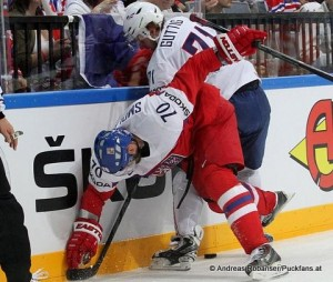 Radek Smolenak #70 IIHF World Championship 2015 © Andreas Robanser/Puckfans.at