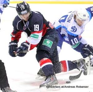 Matt Murley #19 Slovan Bratislava, Saison 2014-15 ©Puckfans.at/Andreas Robanser
