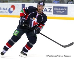 Lubomir Visnovsky #17 Slovan Brataislava KHL Saison 2012-13 ©Puckfans.at/Andreas Robanser