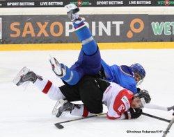 IIHF U20 World Championship Div I Group A Albert Schultz-Eishalle ITA - AUT WINKLER  Dario #16 Andreas Robanser/IIHF.com