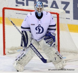 Alexander Yeryomenko #1 Dynamo Moskau - KHL Saison 2015-16 ©Puckfans.at/Andreas Robanser