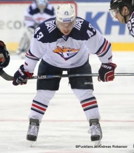 Jan Kovar #43 Metallurg Magnitogorsk  KHL Saison 2015-16 ©Puckfans.at/Andreas Robanser