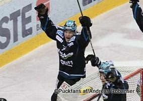 Brian Lebler EHC Black Wings Linz ©Puckfans.at/Andreas Robanser