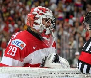 Bernhard Starkbaum #29  IIHF World Championship 2015 ©Puckfans.at/Andreas Robanser