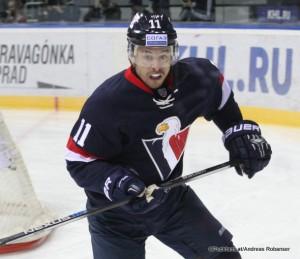 Francis Pare #11 Slovan Bratislava KHL Saison 2015 - 2016 ©Puckfans.at/Andreas Robanser