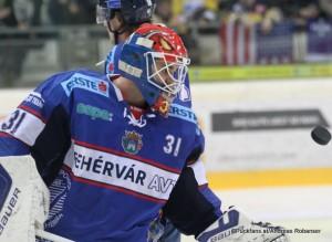 Miklos Rajna #31 Fehervar AV19 EBEL - Saison 2015-2016 ©Puckfans.at/Andreas Robanser