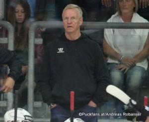 SC Bern Head Coach Kari Jalonen ©Puckfans.at/Andreas Robanser