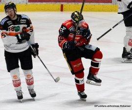 EBEL Qualifikations Runde HC Orli Znojmo - Graz 99ers Martin Podesva #20, Alexander Feichtner #58 ©Puckfans.at/Andreas Robanser