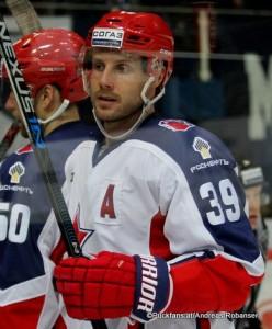 Jan Mursak #39, CSKA Moskau KHL Season 2016-17 ©Puckfans.at/Andreas Robanser
