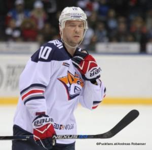 Sergei Mozyakin #10 Metallurg Magnitogorsk KHL Season 2016 - 2017 ©Puckfans.at/Andreas Robanser