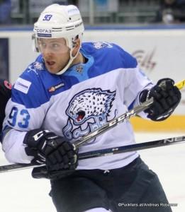 Martin St-Pierre #93 Barys Astana, KHL Season 2016-17 ©Puckfans.at/Andreas Robanser