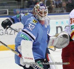Slovan Bratislava, KHL 2014-15 Jaroslav Janus #32 ©Puckfans.at/Andreas Robanser