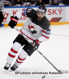 IIHF World Championship 2017 Chris Lee #42, Team Canada ©Puckfans.at/Andreas Robanser