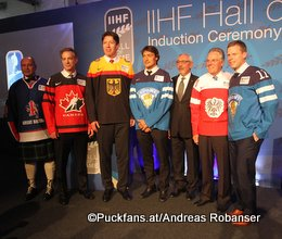 IIHF Hall of Fame Induction 2017 ©Puckfans.at/Andreas Robanser