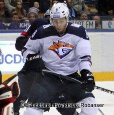 Wojtek Wolski #8 Metallurg Magnitogorsk KHL Saison 2015-16 ©Puckfans.at/Andreas Robanser