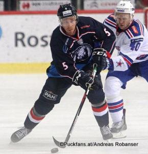 Colby Genoway, Medvescak Zagreb, KHL