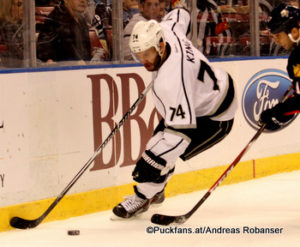 Dwight King, ©Puckfans.at/Andreas Robanser