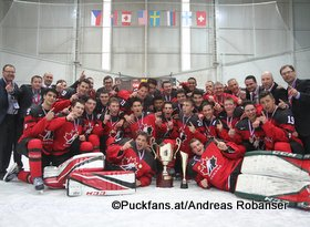 Team Canada ©Puckfans.at/Andreas Robanser