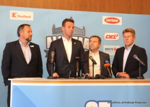 All Star Cup Pressekonferenz