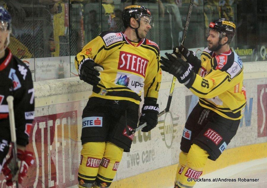 Vienna Capitals - HC Innsbruck