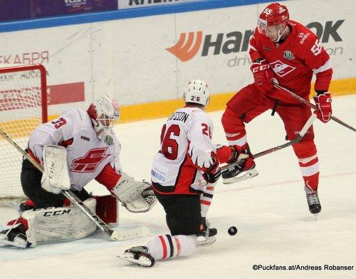 Spartak Moskau - Avangard Omsk