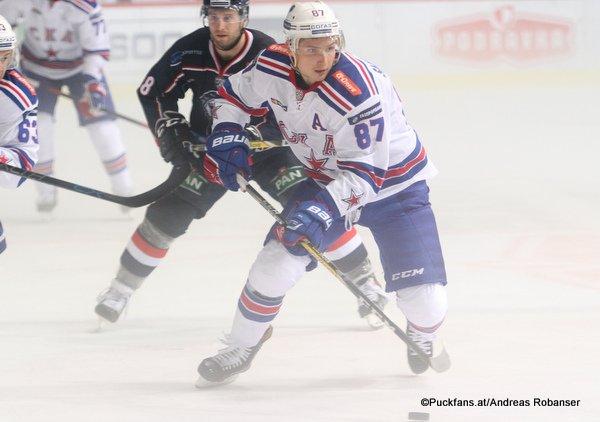 Vadim Shipachyov #87, KHL Season 2016-17, SKA St.Petersburg ©Puckfans.at/Andreas Robanser