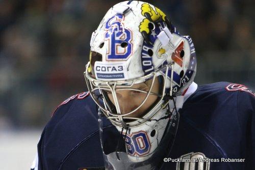 Jakub Stepanek #30, KHL Season 17-18 HC Slovan Bratislava ©Puckfans.at/Andreas Robanser