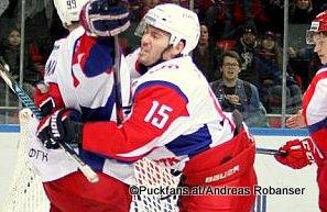 Brandon Kozun #15, Lokomotiv Jaroslavl ©Puckfans.at/Andreas Robanser
