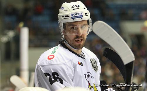 Linus Videll #26, Traktor Chelyabinsk KHL Season 2016 - 2017 ©Puckfans.at/Andreas Robanser