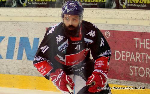 Benedikt Schennach  #41, HC Innsbruck EBEL Season 2017 - 2018 © Puckfans.at / Andreas Robanser