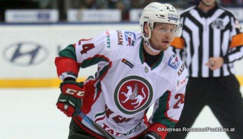 Vasili Tokranov #24, Ak Bars Kazan KHL Season 2017 - 2018 ©Puckfans.at/Andreas Robanser