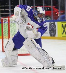 Marek Ciliak. SVK IIHF World Championship 2018 Royal Arena, Copenhagen ©Puckfans.at/Andreas Robanser